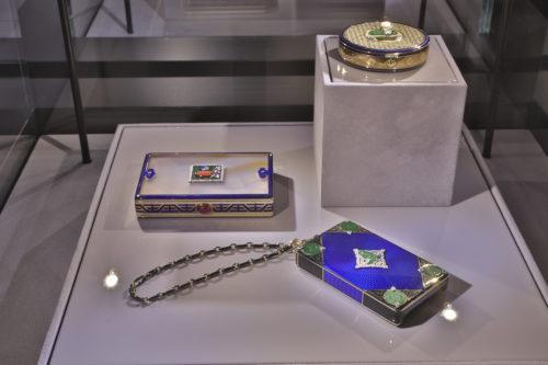 Exposition Objets Précieux Art Déco