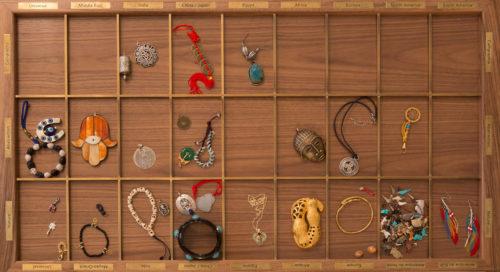 L'ECOLE - Amulets & precious symbols 2-jpg